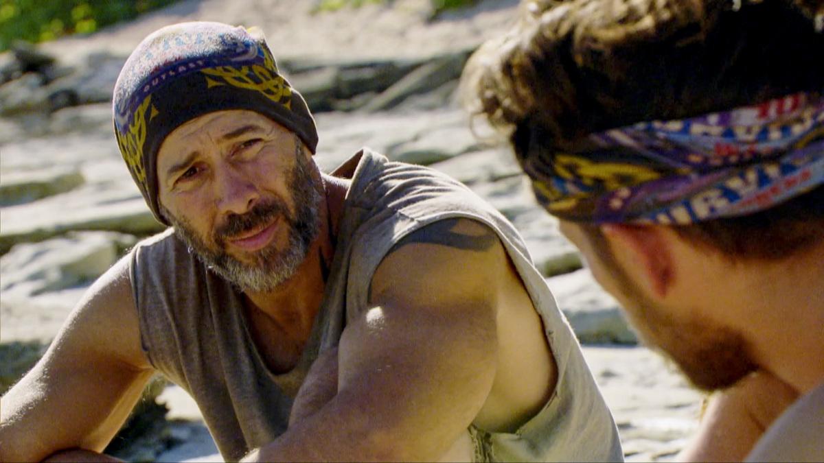 Tony Vlachos On Survivor 40