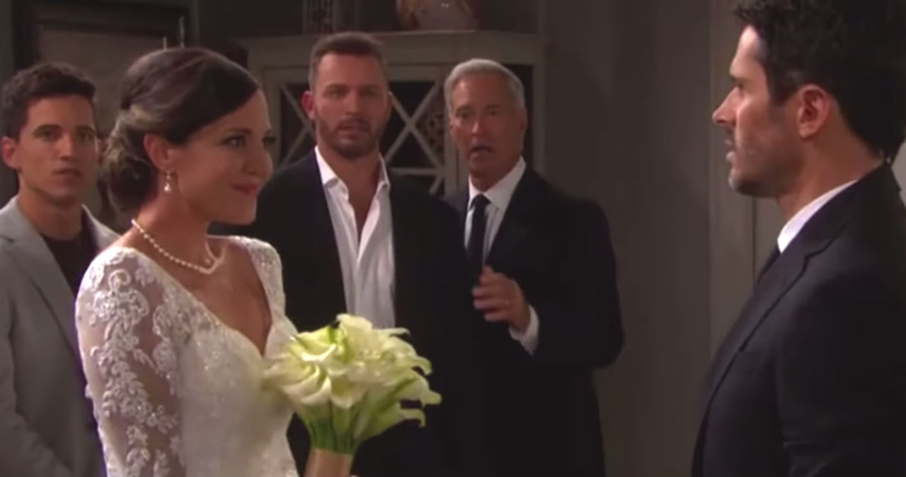 Days of our Lives spoilers tease Jan blackmails Shawn into marrying her.