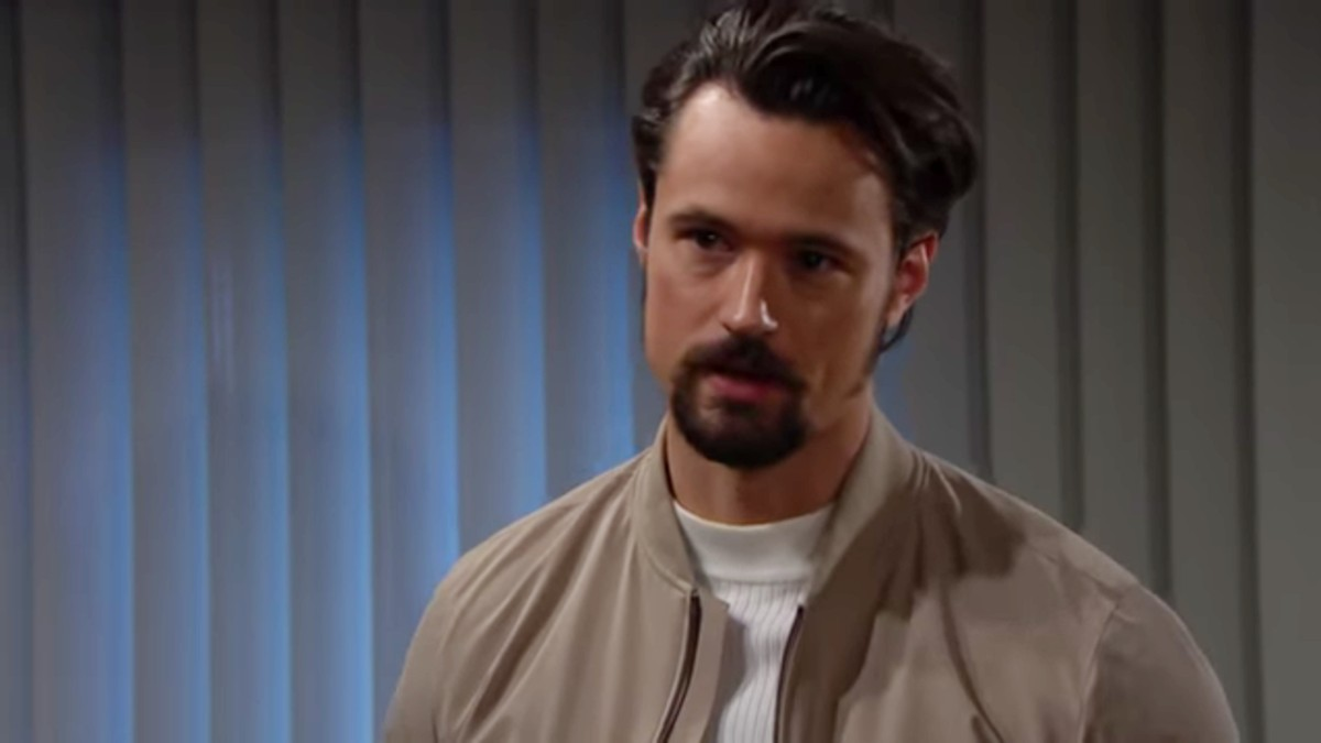 Matthew Atkinson as Thomas on The Bold and the Beautiful.