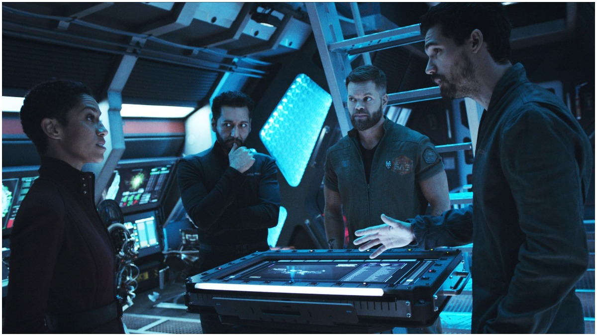 The Expanse renewed for Season 6