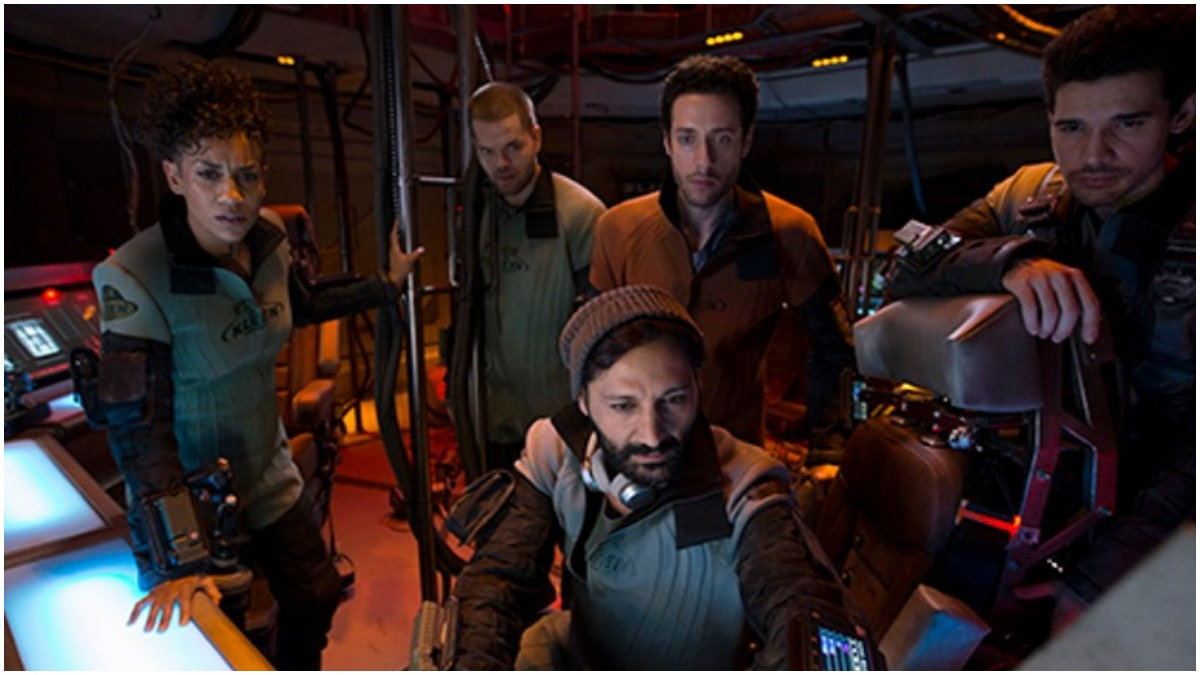 The Expanse Season 5 offers first-look