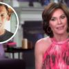 Luann de Lesseps confirms the news that she's dating personal trainer, Garth Wakeford