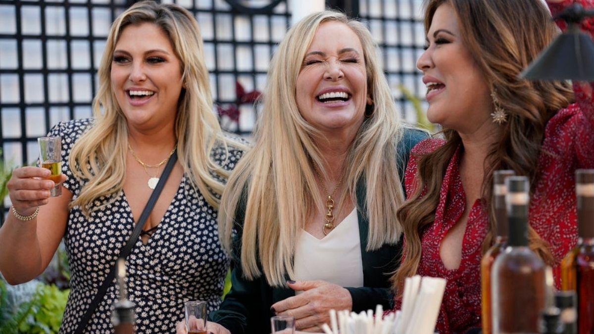 Gina Kirschenheiter ranks her OC castmates fashion from best to worst