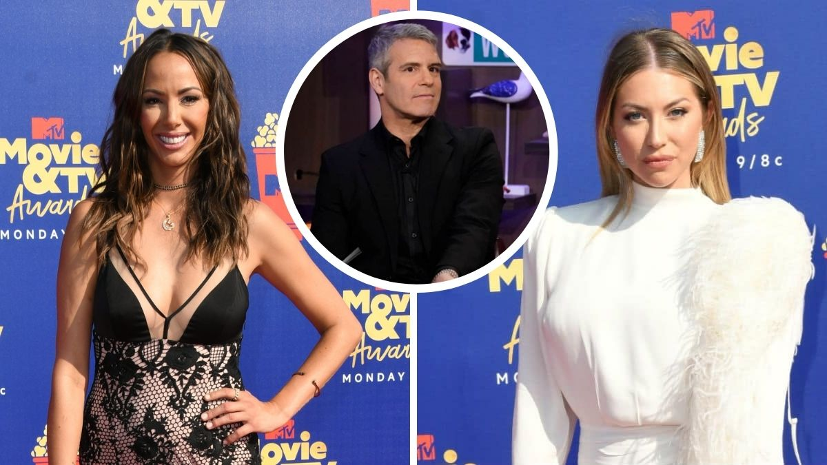 Andy Cohen talks future of Vanderpump Rules without Stassi and Kristen