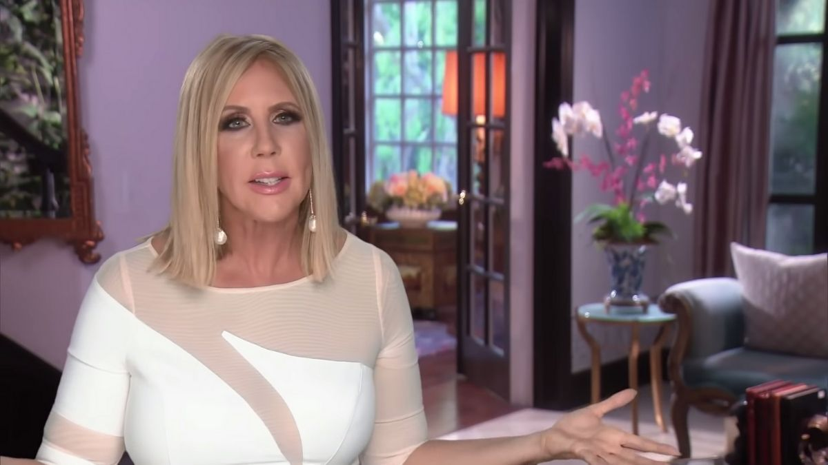 Vicki Gunvalson is sharing her disdain about being shown on latest RHOC episode