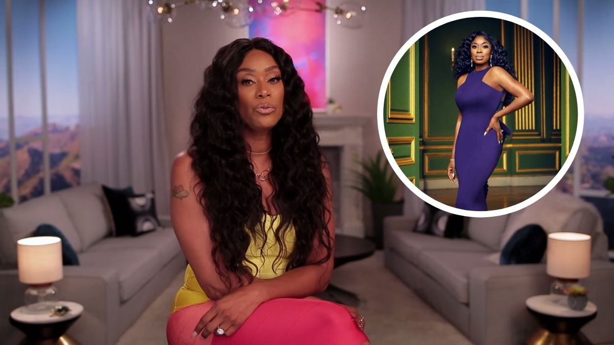 Tami Roman does not see Wendy Osefo as a good fit for RHOP