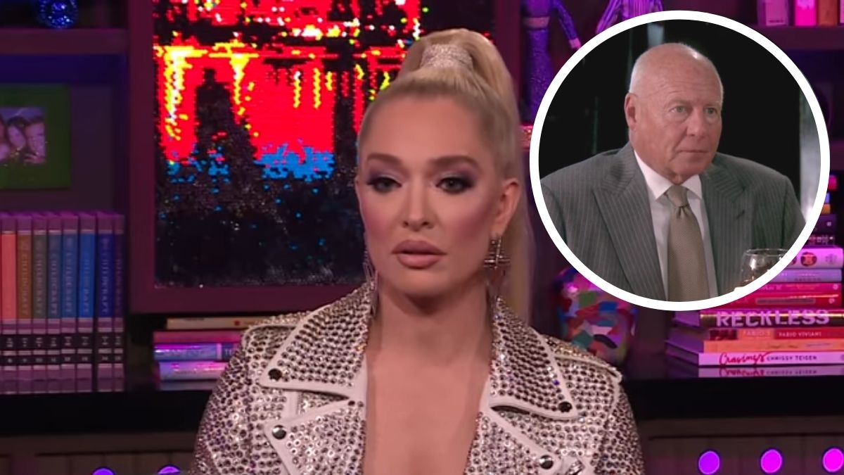 A blind item report spoke of Erika Girardi divorce hours before official announcement