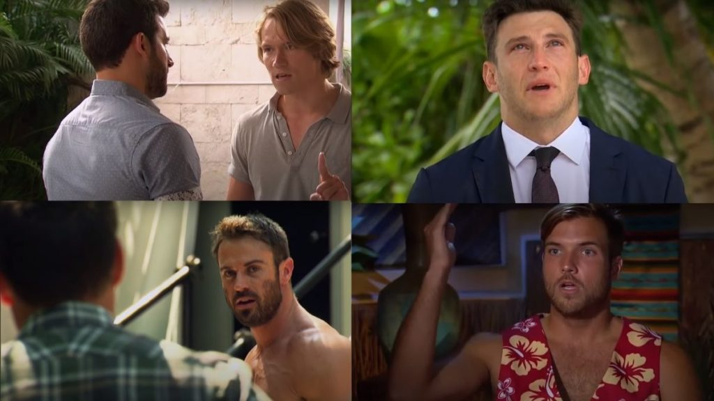 top 10 Bachelor franchise meltdowns
