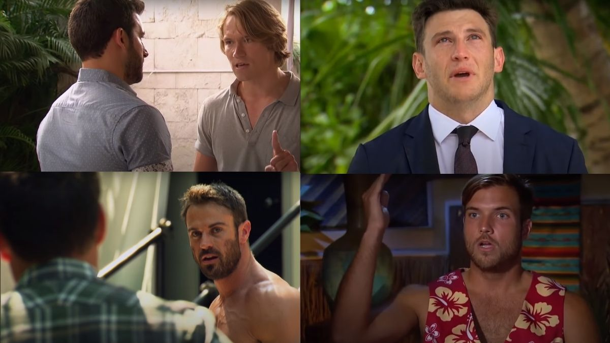 top 10 Bachelor franchise meltdowns
