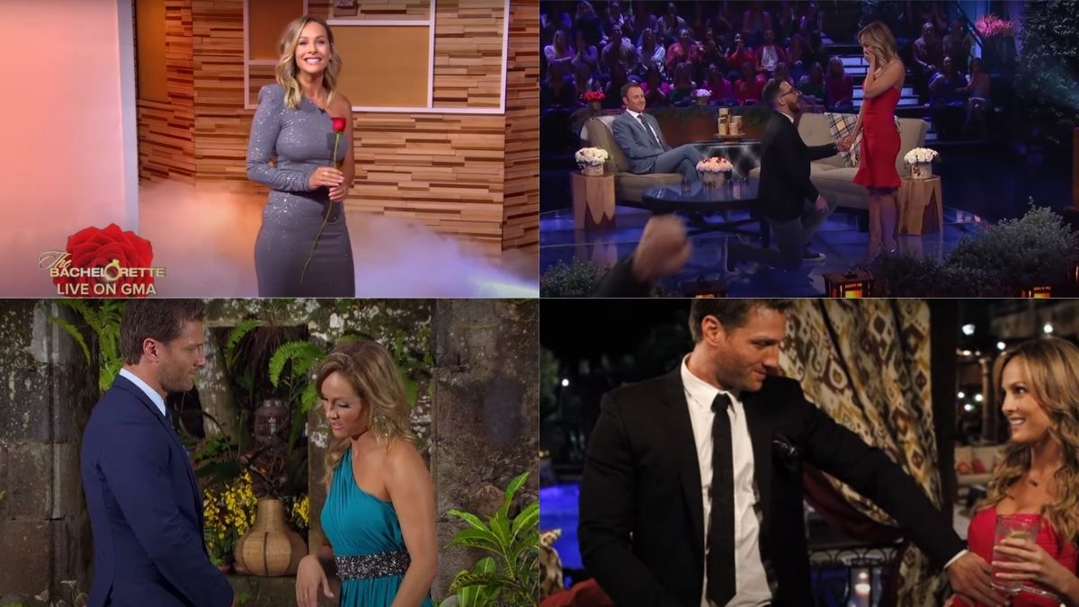 Clare Crawley in her most memorable Bachelor franchise moments