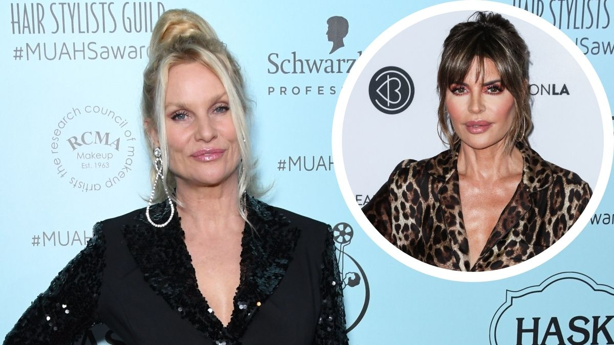 Nicollette Sheridan and Lisa Rinna have a history