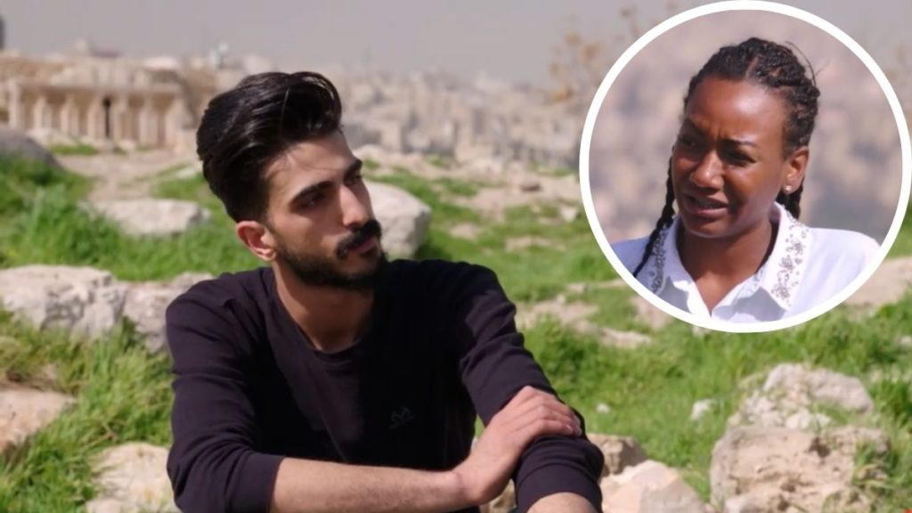 Brittany meets up with Yazan's brother on 90 Day Fiance The Other Way
