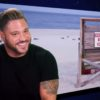 Ronnie Ortiz-Magro of Jersey Shore Family Vacation Season 4 during a confessional interview