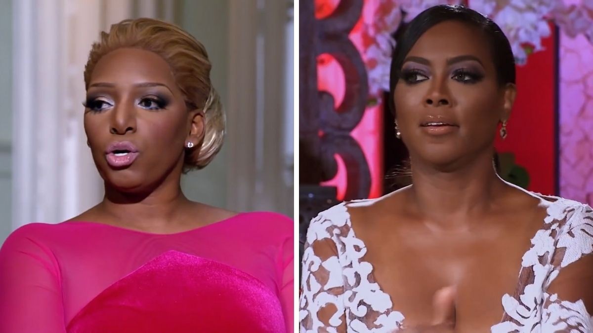 Nene Leakes and Kenya Moore continue their rivalry