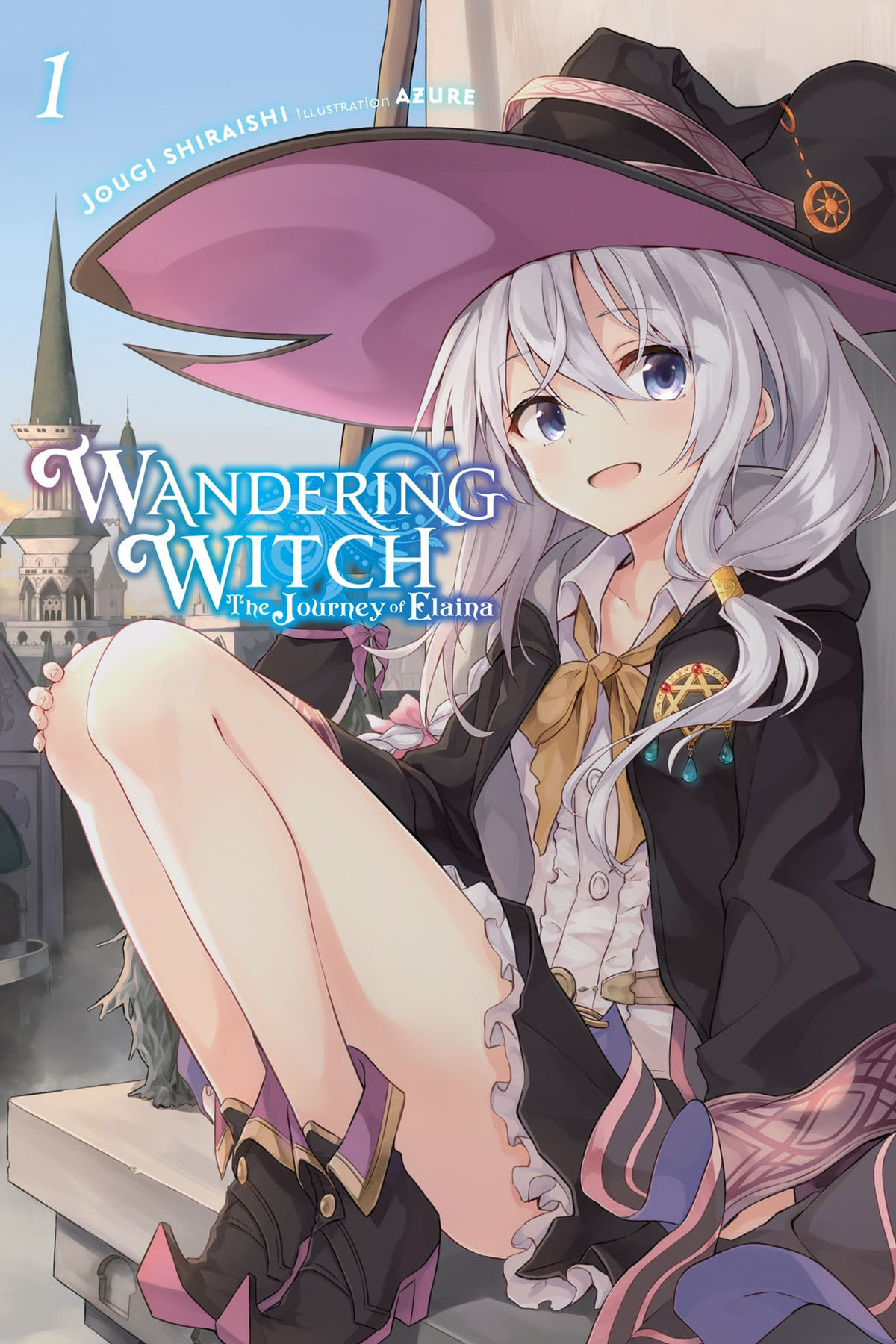 Wandering Witch Volume 1