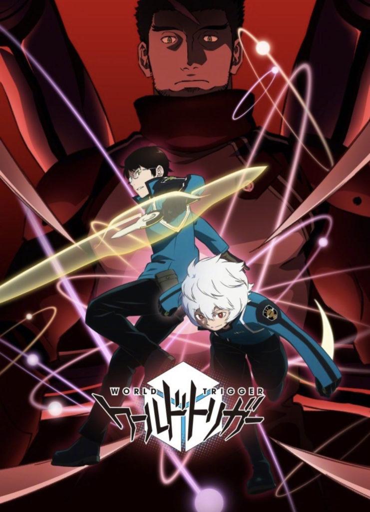 World Trigger 2 anime