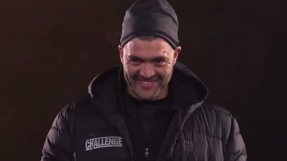 chris ct tamburello on the challenge double agents
