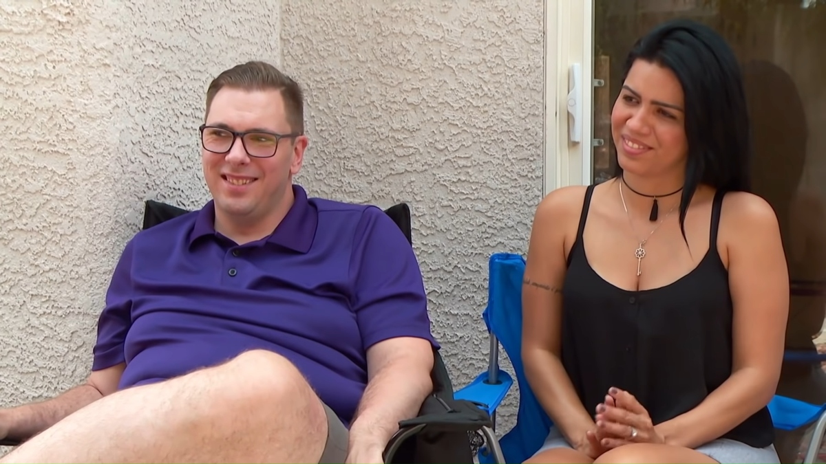 Colt and Larissa were introduced on Season 6 of 90 Day Fiance