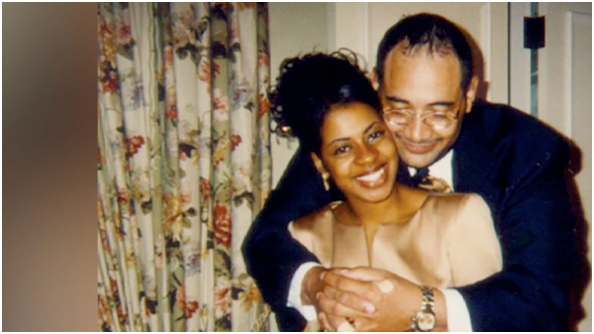 RHOSLC star Mary Cosby and husband/grandfather Robert Cosby Sr.