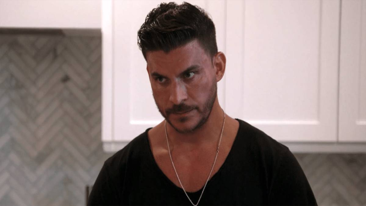 Jax Taylor films for Vanderpump Rules.