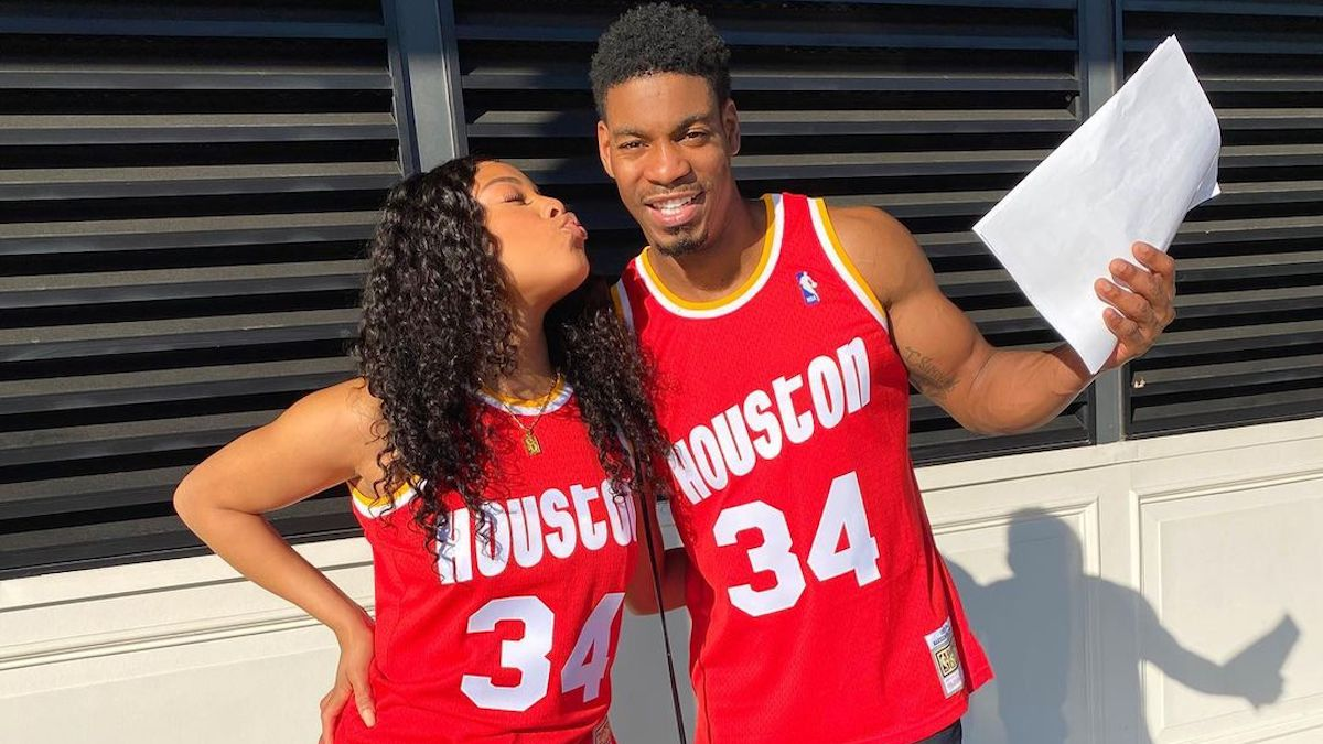 Leroy and Kam share big news about future together