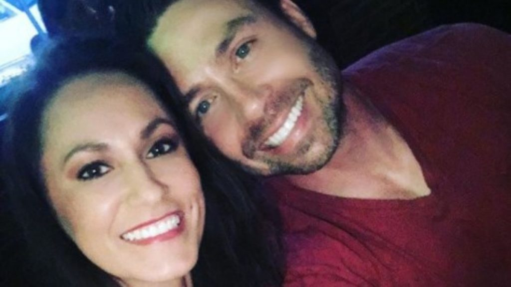Mary Wallace and Geoffrey Paschel from 90 Day Fiance.