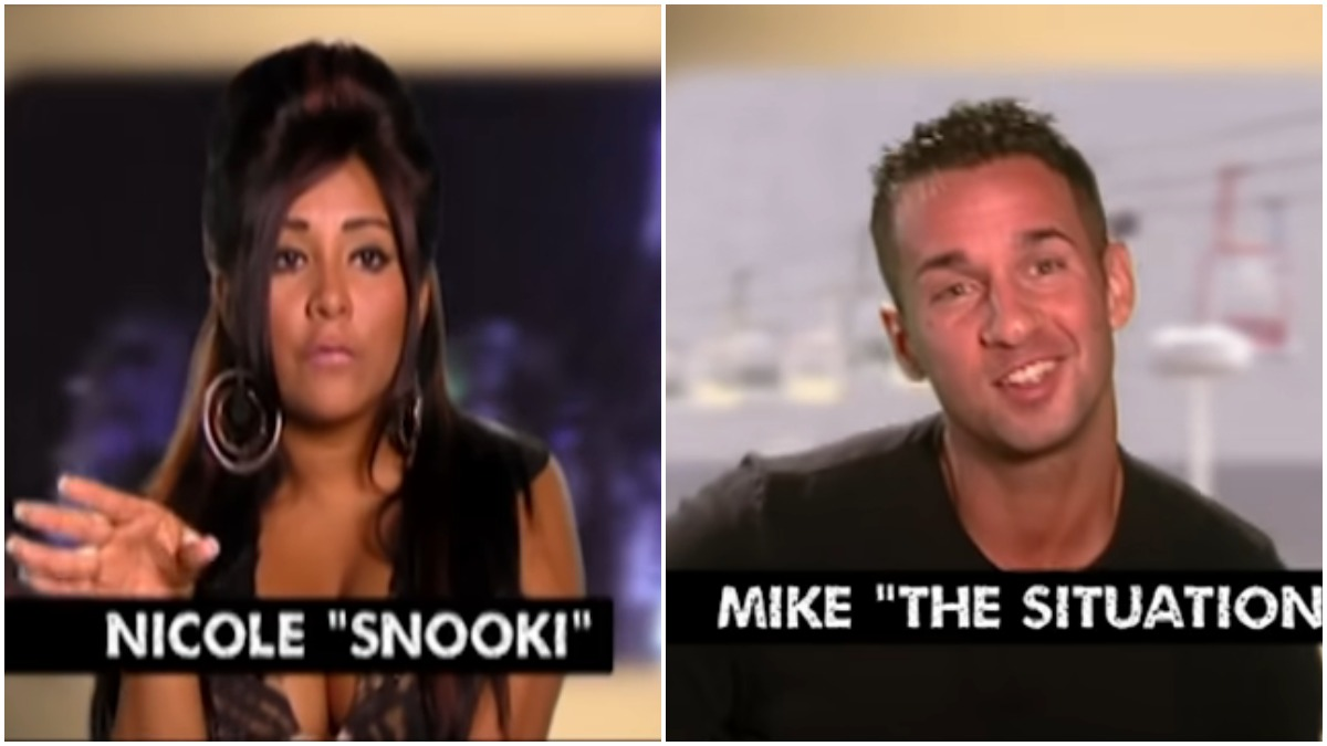 Snooki gets in a fight with The Situation after he claims the two of them hooked up 2 months prior to filming