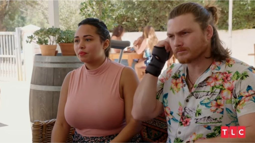 Tania and Syngin from 90 Day Fiance: Happily Ever After?