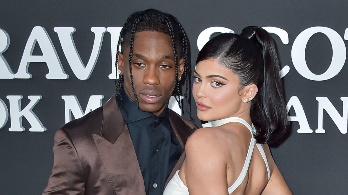 travis scott kylie jenner together again trip with stormi for thanksgiving in palm springs
