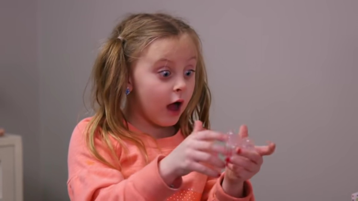 Adalynn on Teen Mom 2.