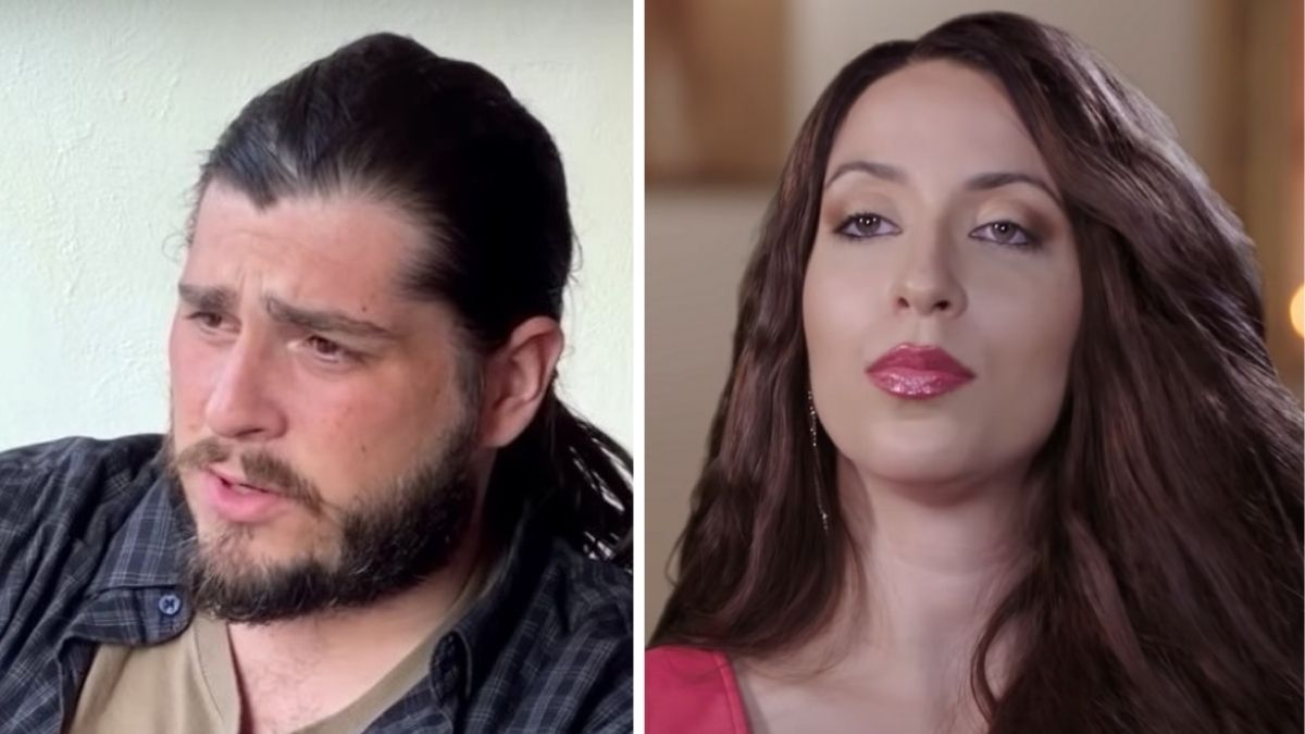 Meet 90 Day. Fiance Season 8 couple Andrew and Amira