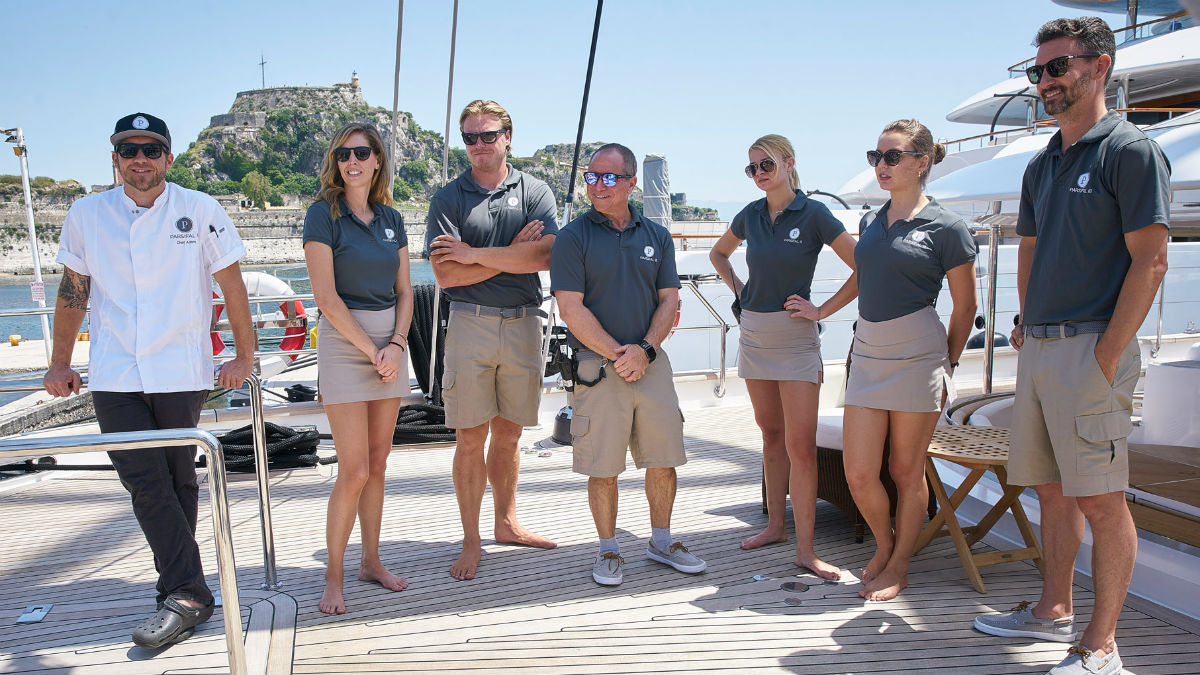 Below Deck Sailing Yacht Season 2: when will it return?