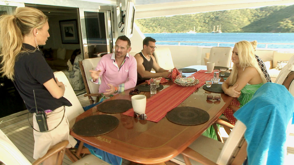 What is the cost of a Below Deck charter?