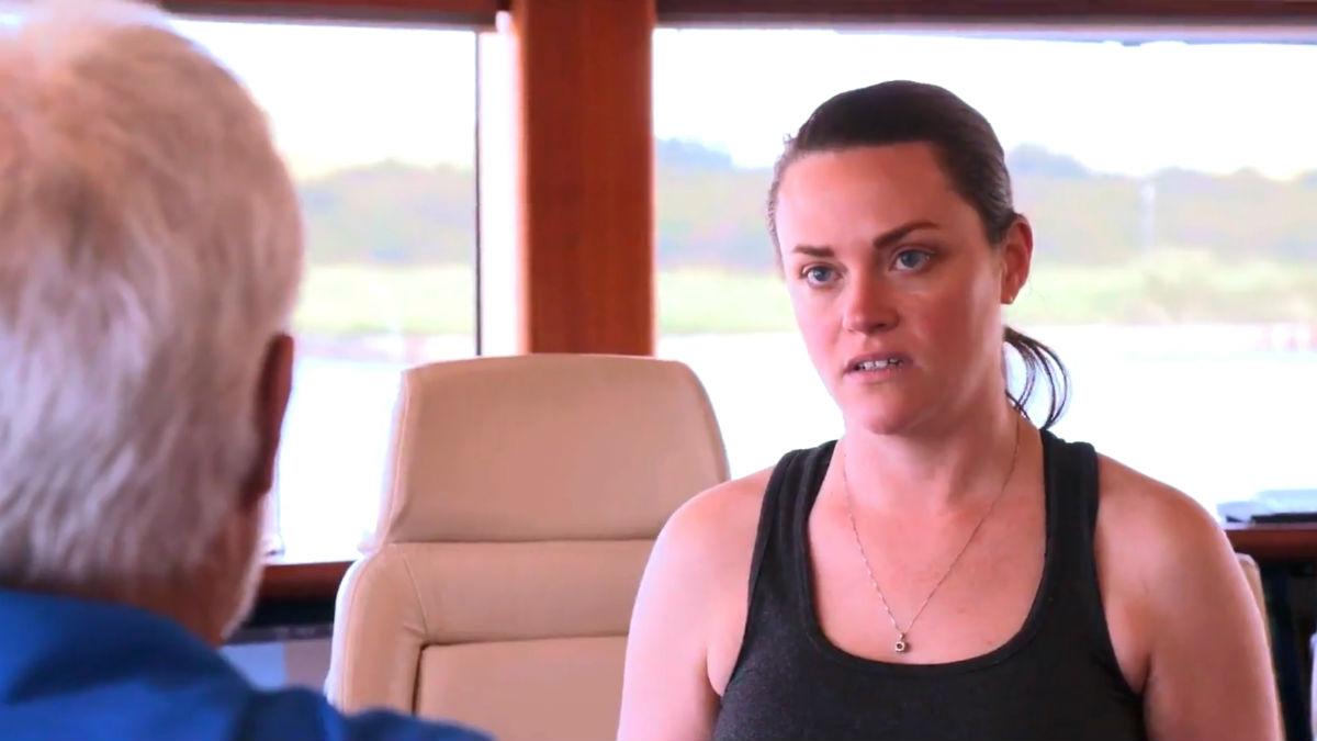 Captain Lee dishes Rachel Hargrove's Below Deck return.