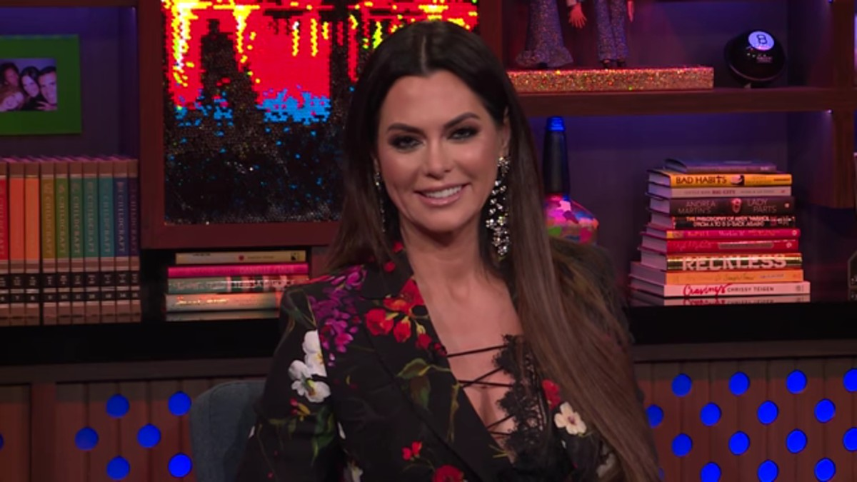 D'Andra Simmons on WWHL.