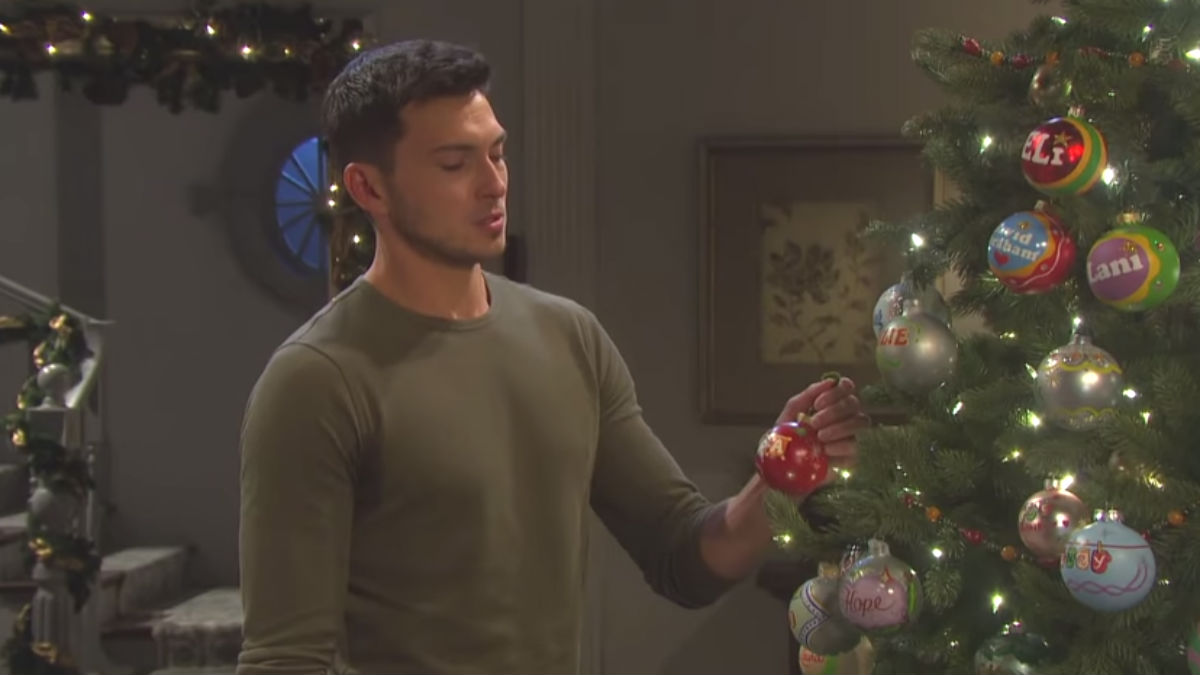 Days of our Lives spoilers tease the annual Horton Christmas ornament episode is next week.
