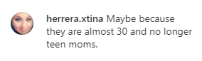 Fan comments on Teen Mom 2's low ratings
