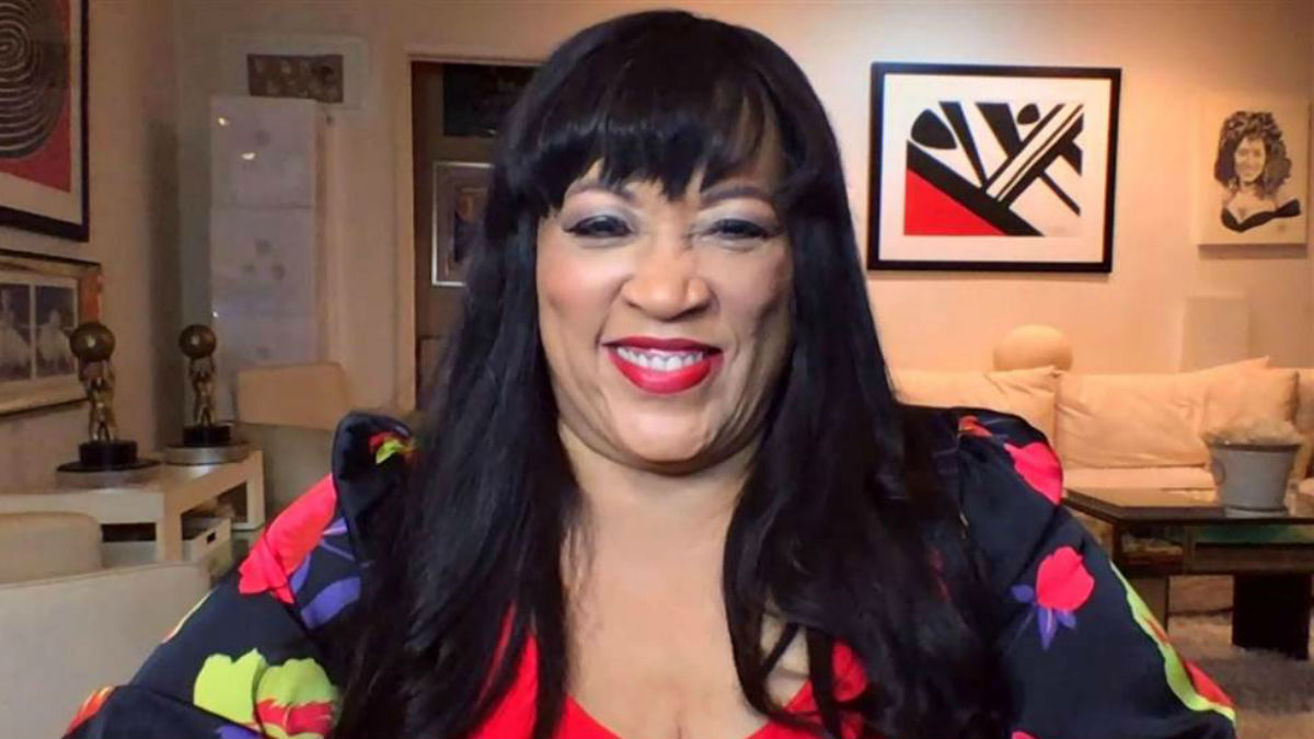 Sister Sister alum Jackée Harry talks new Days of our Lives role.