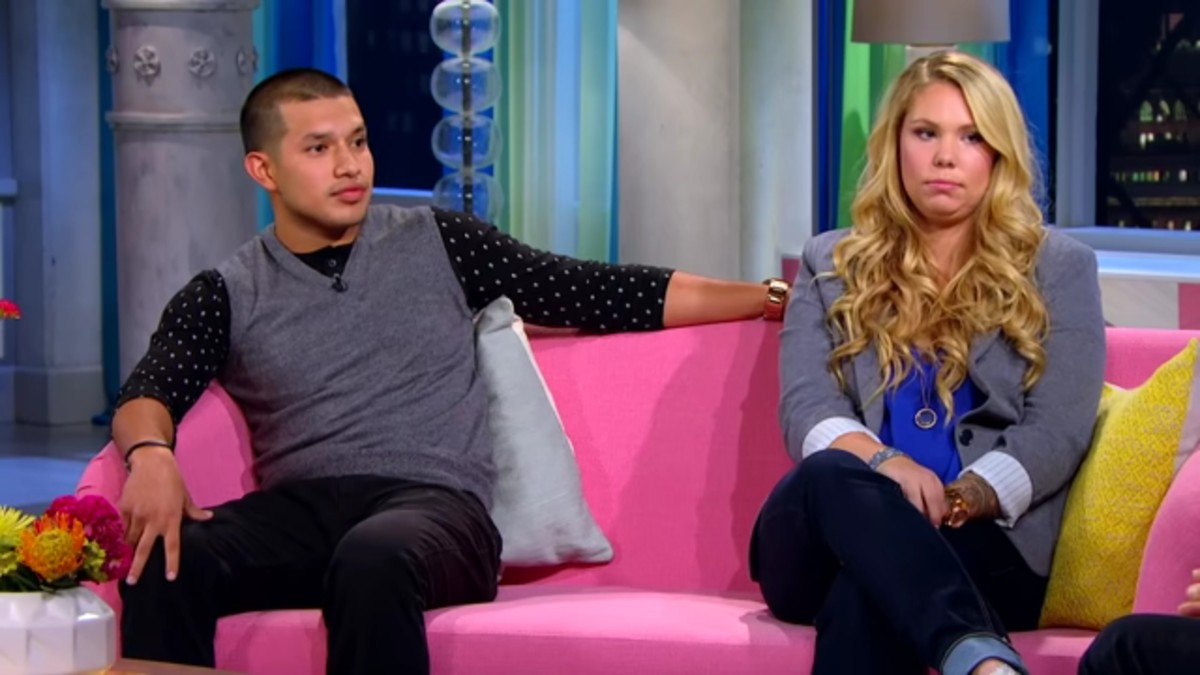 Kailyn and Javi on Teen Mom 2 reunion.