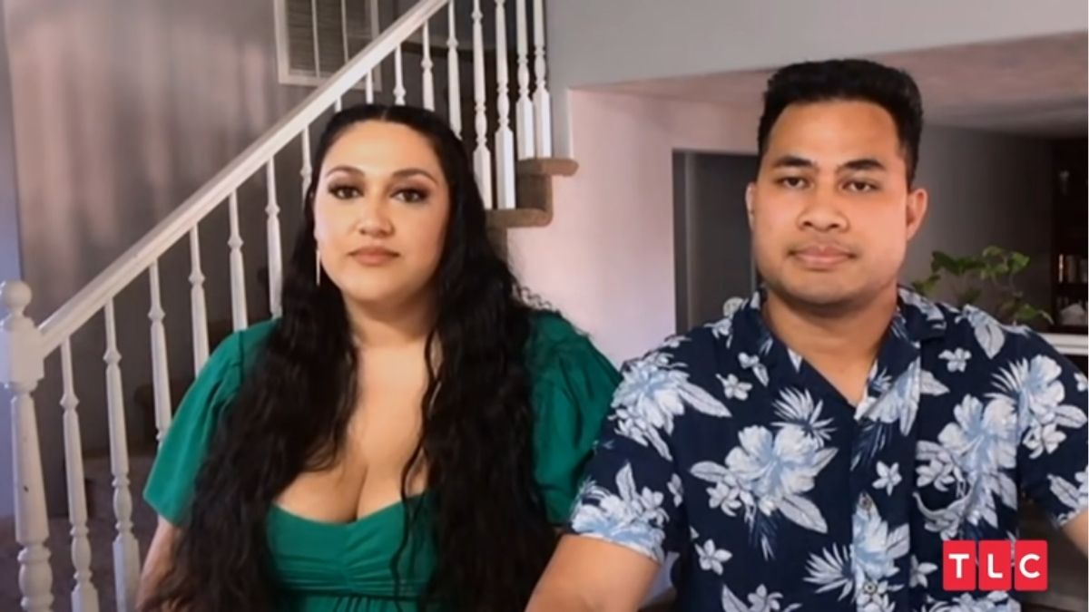 90 Day Fiance couple Kalani and Asuelu