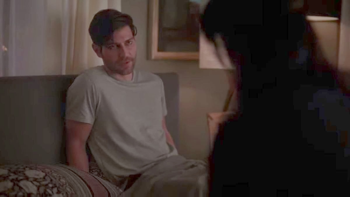 Katherine and Eddie Have a Candid Conversation About Sex - A Million Little Things 0-54 screenshot