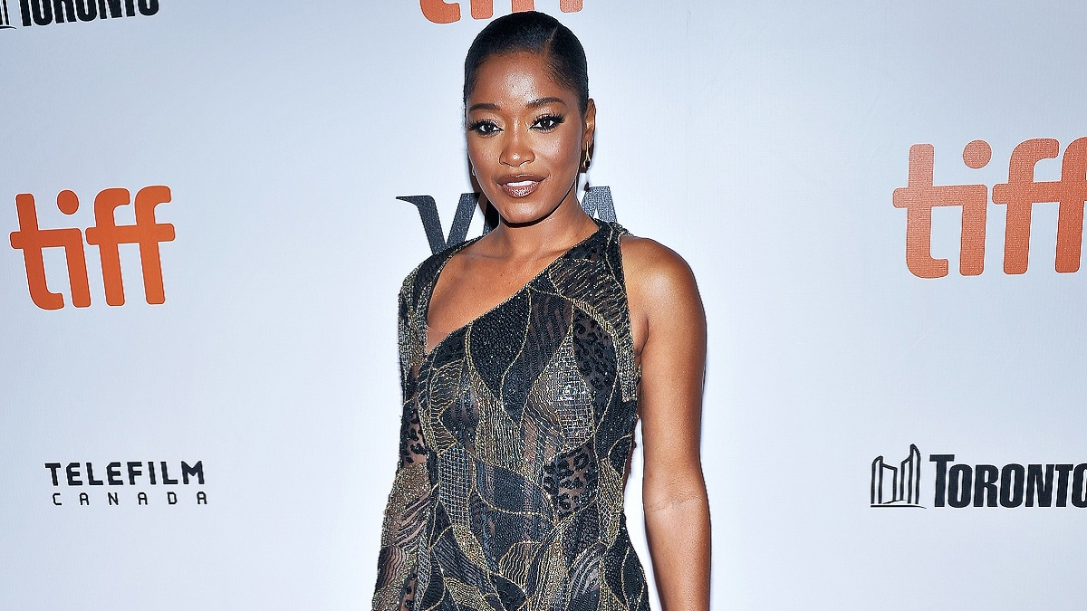 Singer and actress Keke Palmer