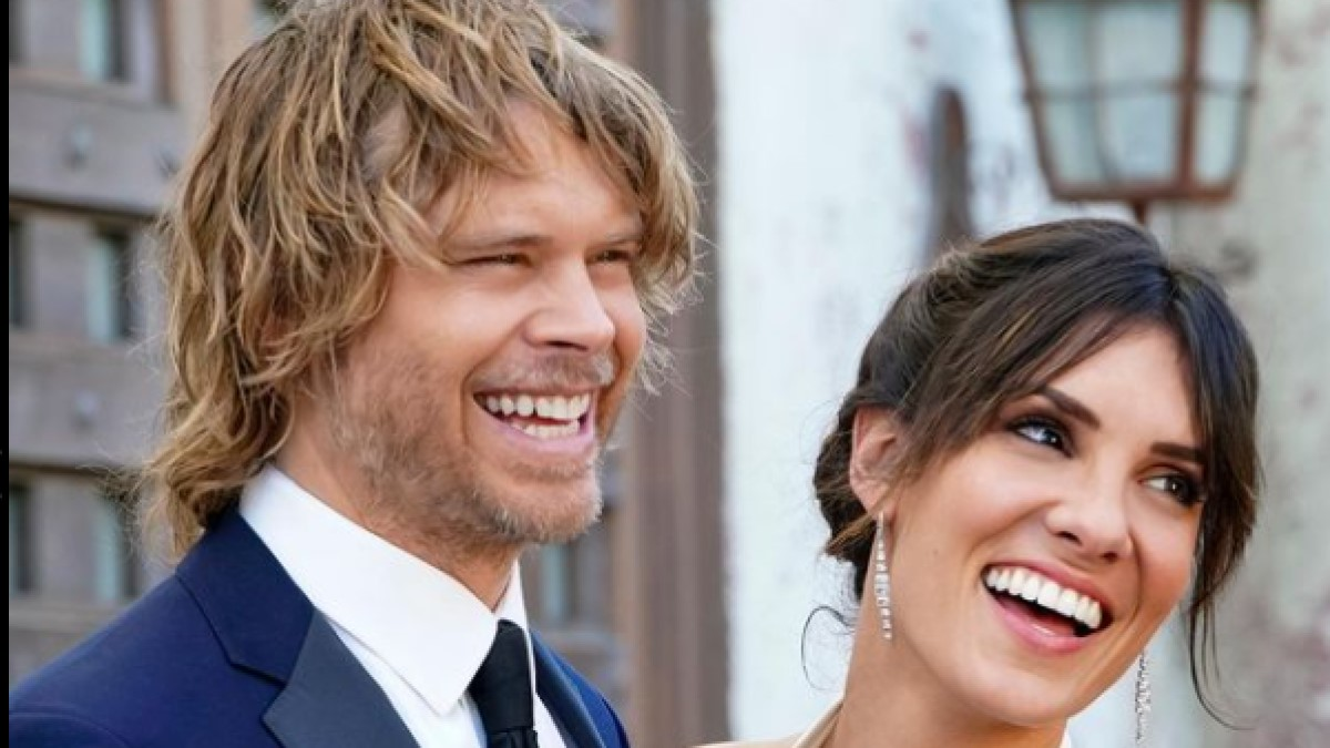 Kensi And Deeks Wedding