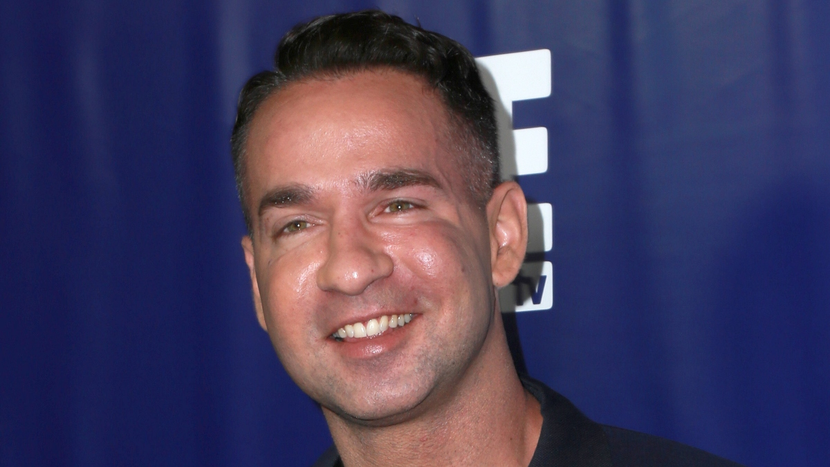 Mike Sorrentino from Jersey Shore