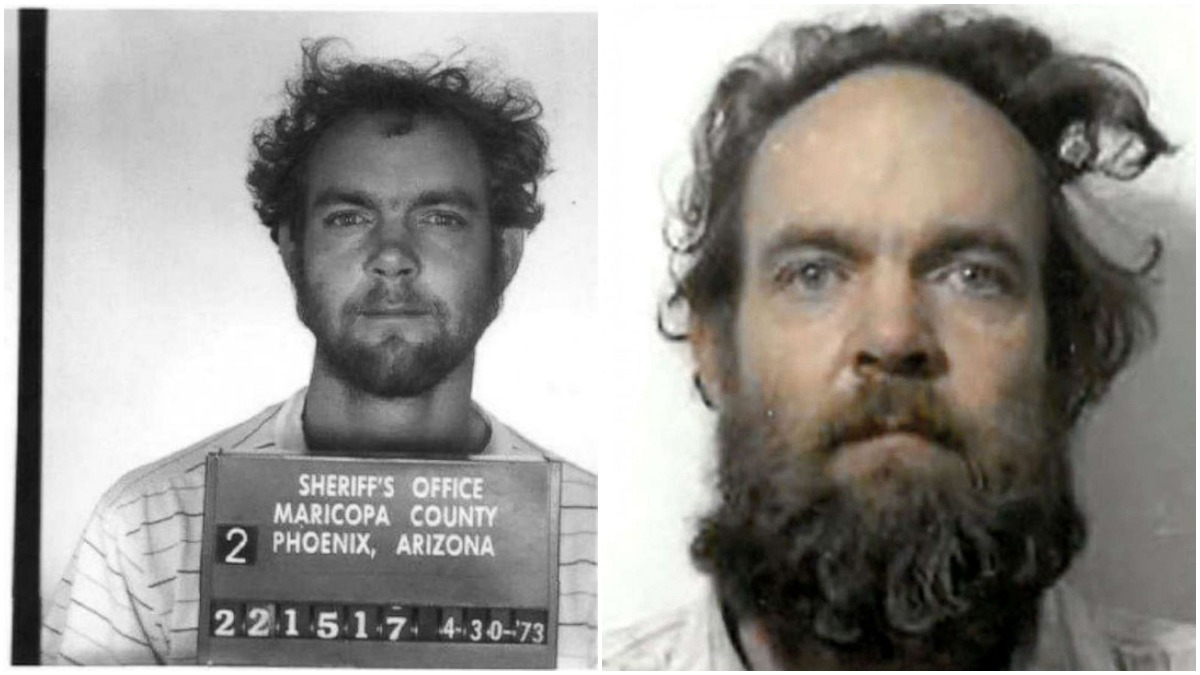 Mugshots of Terry Rasmussen