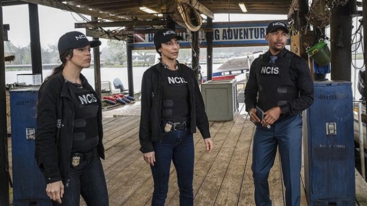 NCIS NOLA Cast