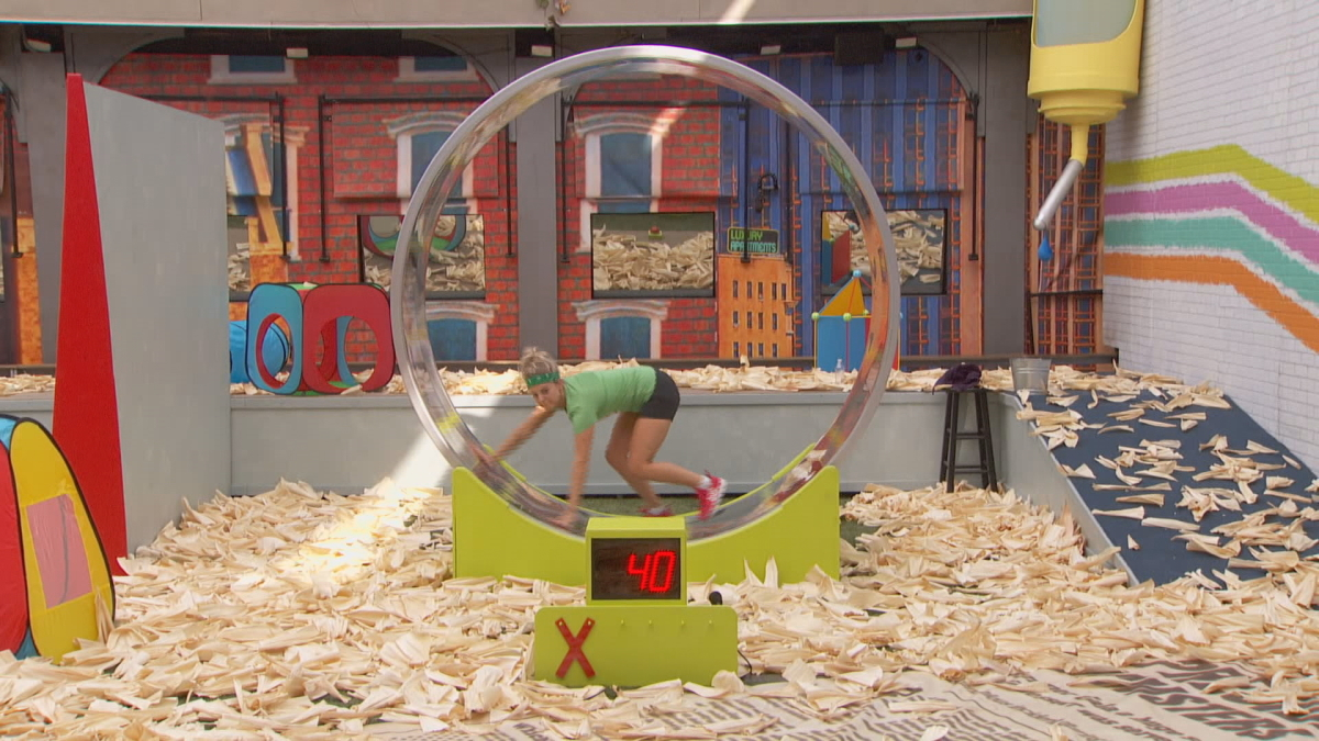 Nicole BB22 Hamster Wheel