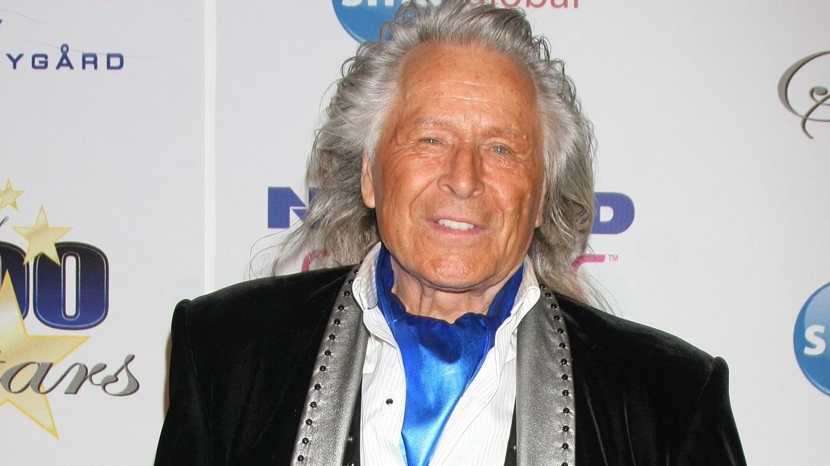 Fashion mogul Peter Nygard