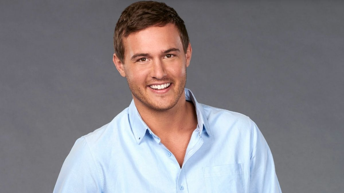 Peter Weber on The Bachelor