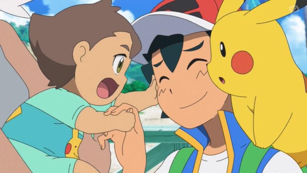 Pokemon Ash Brother